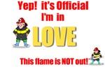 Fireman's Love.