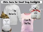 Deaf Dog Designs
