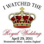 Watched Royal Wedding