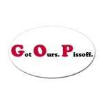 What does GOP mean?  Got Ours. Pissoff.