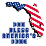 God Bless America's Dong