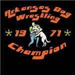 Arkansas Dog Wrestling