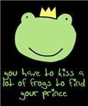 Kissing Frogs (kids)