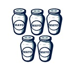 Cinco De Mayo Jars