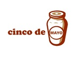 Cinco De Mayo Jar
