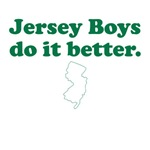 Jersey Boys Do it Better