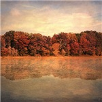 Hidden Gems Autumn Lake