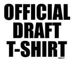 Offical Draft t-shirt