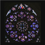 St Vitus' rose window