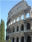 The Colosseum - Roma, Italy