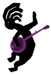 Kokopelli Banjo