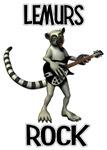 Lemurs Rock
