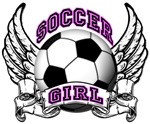 Soccer Girl Tattoo