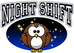 Night Shift Owl