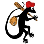 Baseball Gecko
