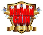 Herman Cain 2012 Shield