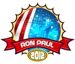Ron Paul Mirror Ball