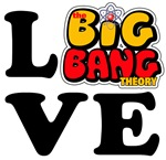 Big Bang Theory Love