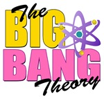 The Big Bang Theory Pink