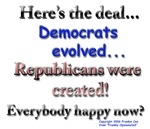 Democrats Evolved