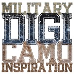 Military Digital Camouflage Inspiration