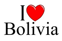 I Love Bolivia