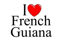I Lone French Guiana