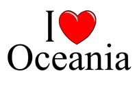 I Love Oceania