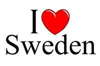 I Love Sweden