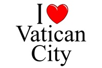 I Love Vatican City