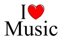 I Love (Heart) Music