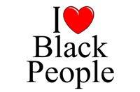 I Love (Heart) Black People