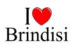 I Love (Heart) Brindisi, Italy