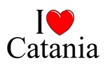 I Love (Heart) Catania, Italy