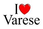I Love (Heart) Varese, Italy