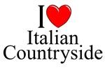 I Love (Heart) Italian Countryside