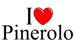 I Love (Heart) Pinerolo, Italy