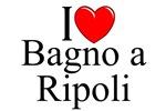 I Love (Heart) Bagno a Ripoli, Italy