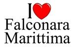 I Love (Heart) Falconara Marittima, Italy