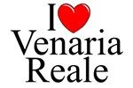 I Love (Heart) Venaria Reale, Italy