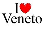 I Love (Heart) Veneto, Italy