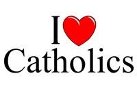I Love (Heart) Catholics