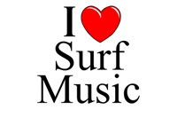 I Love (Heart) Surf Music