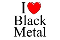 I Love (Heart) Black Metal