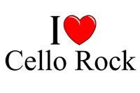 I Love (Heart) Cello Rock