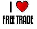 I LOVE FREE TRADE