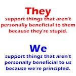 Stupid/Principled