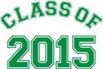 Green Class Of 2015