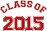 Red Class Of 2015