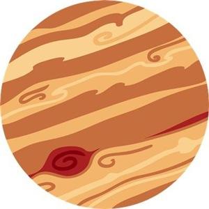 Cute Planet Jupiter
